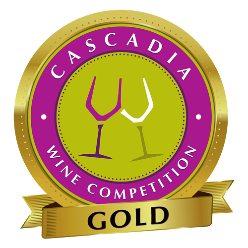Curvy Gurl Chardonnay, Cascadia Wine Gold Winner - Crescent Hill Winery, Penticton, BC