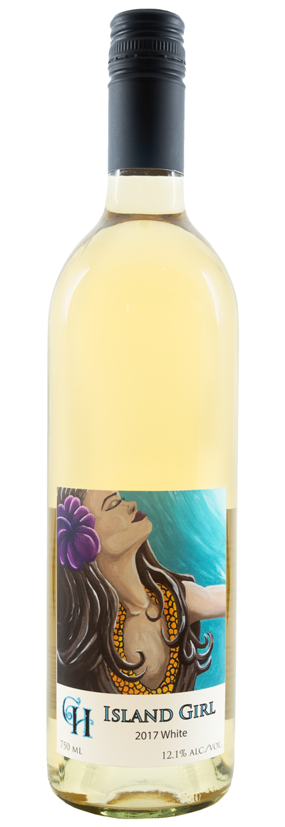 Island Girl - Crescent Hill Winery