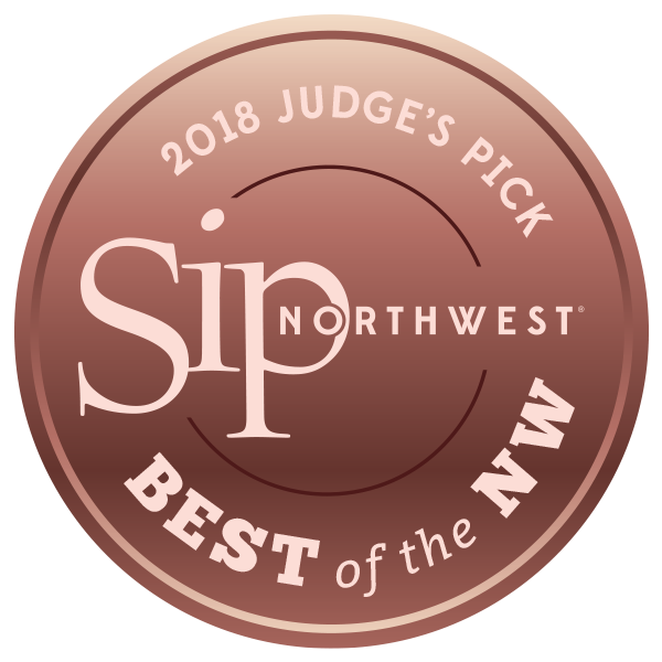 SIP Northwest 2018 Judge's Pick - Crescent Hill Winery