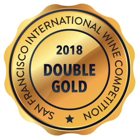 San Francisco International Wine Competition Double Gold - Crescent Hill Winery, Penticton, BC