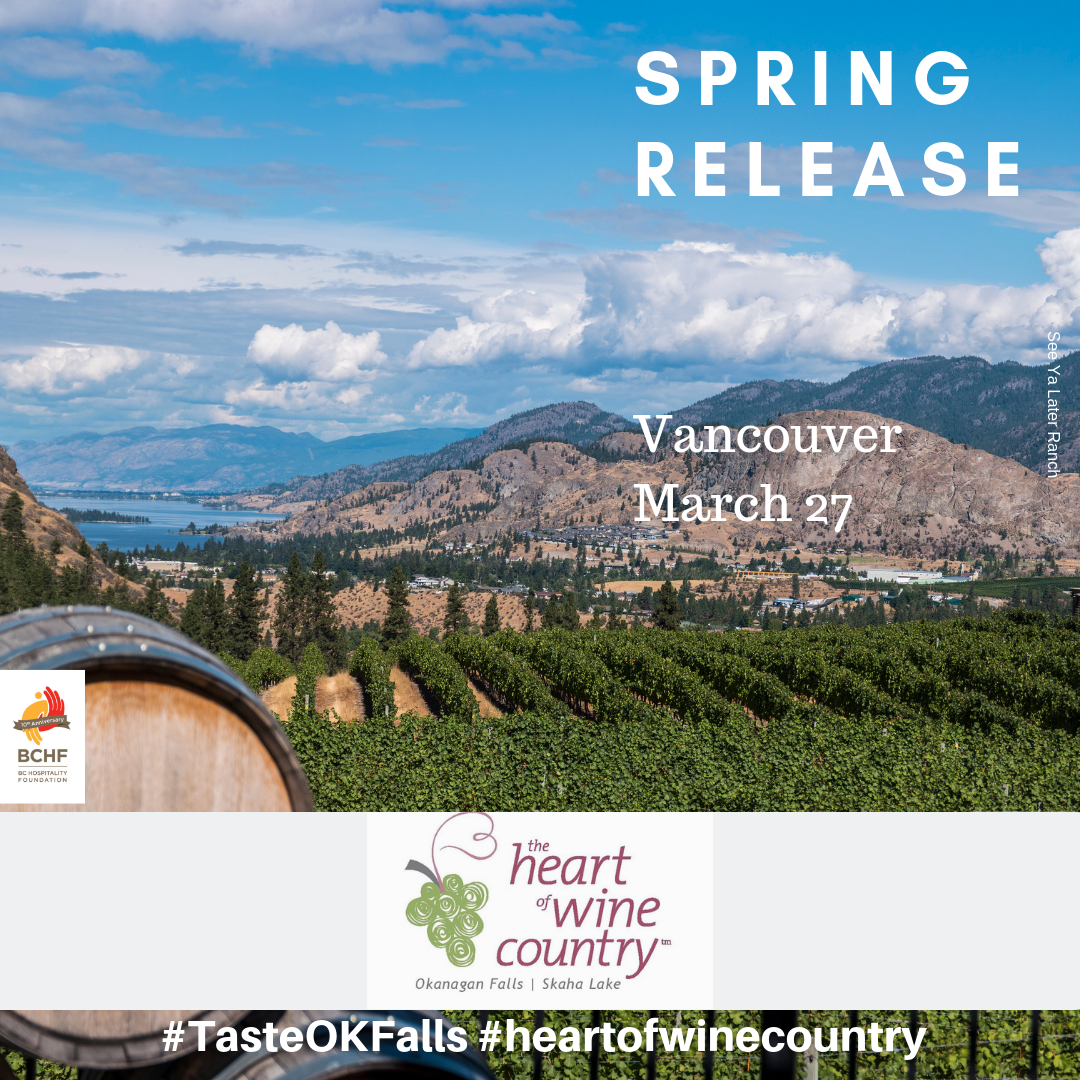 Spring Wine Release