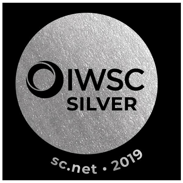 IWSC Silver Award
